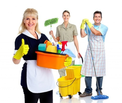 Give Your Workers a Chance to Shine with Quality Janitorial Equipment | HJS Supply Company | Scoop.it