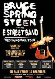 Espoirs confirmés pour le premier concert de Bruce Springsteen à Sydney - le Blog Bruce Springsteen   Bruce Springsteen   Scoop.it