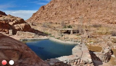 After droughts and flood, project aims to preserve Sinai mountain gardens | Égypt-actus | Scoop.it