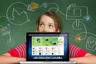 What schools need to know about OS X Mountain Lion | iPad Apps for Middle School | Scoop.it