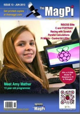 MagPi issue 13: out now, and free to download! | Raspberry Pi | Raspberry Pi | Scoop.it