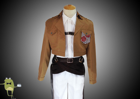 Attack on Titan Dot Pixis Cosplay Costume for Sale | Attack on Titan Cosplay Costumes | Scoop.it
