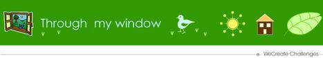 Through my window | ENES1.3 Experiences in environments | Scoop.it