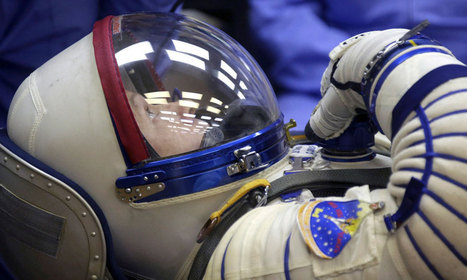 NASA Weighs Ethics of Astronaut Health Risks on Long Missions Into Deep Space - Nextgov | Space Exploration | Scoop.it