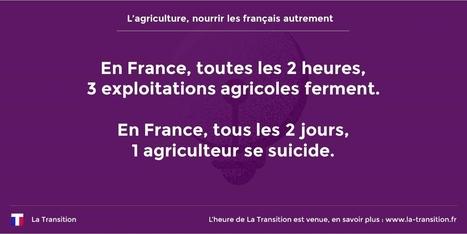 L'agriculture, nourrir les français autrement | la presse AGRIcole | Scoop.it
