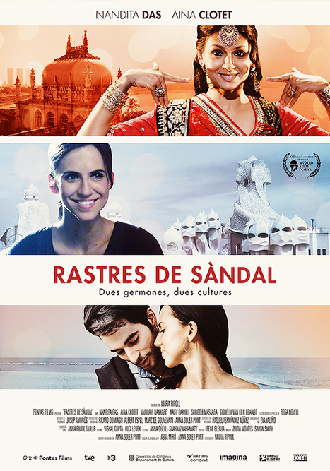 "CATALAN FILM FESTIVAL: ""TRACES OF SANDALWOOD"" BY MARIA  RIPOLL, PRESENTED BY CHRISTINA BEAUBIEN TUESDAY, FEB. 23 