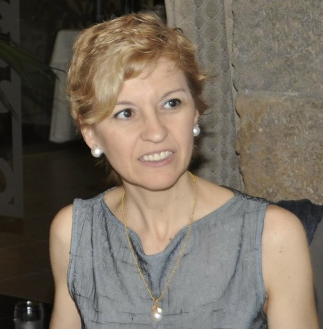 Cierta Distancia: María Ángeles Chavarría - Cuestionario básico   Noticias Literarias   Scoop.it