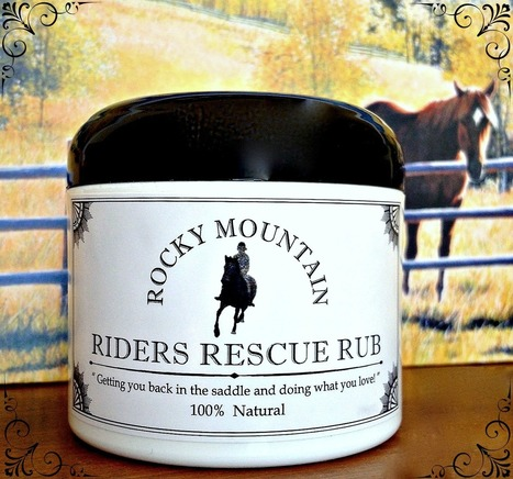 Equine Journal, New Pain Relief Product for Equestrians Gets You Back in the Saddle and Doing What You Love. | horses | Scoop.it