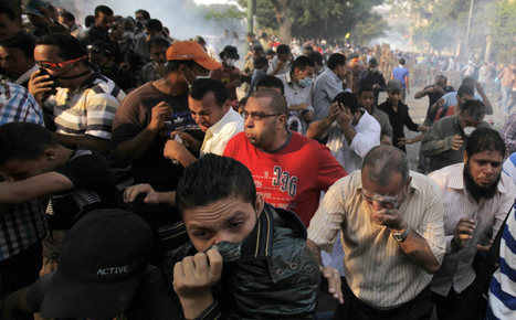 Dozens killed in Egypt after Brotherhood supporters take to streets | Middle East & Northern Africa | Scoop.it