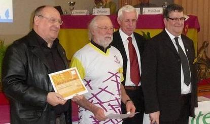 Médaille de bronze à l'ASLO Cyclo - La Nouvelle République Loir-et-Cher | RoBot cyclotourisme | Scoop.it