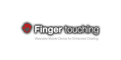 Wearable Mobile Device For Enhanced Chatting | Finger Touching Phone | NewHiTechGadgets | Scoop.it