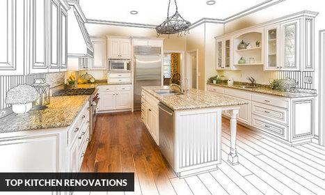 Top Kitchen Renovations | Kitchen Solvers Franchise | Home Improvement Franchise | Scoop.it