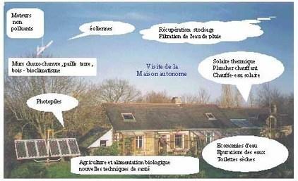 [témoignage] La maison autonome, ou comment vivre d'énergies renouvelables, d'amour et d'eau fraîche | Chronique d'un pays où il ne se passe rien... ou presque ! | Scoop.it