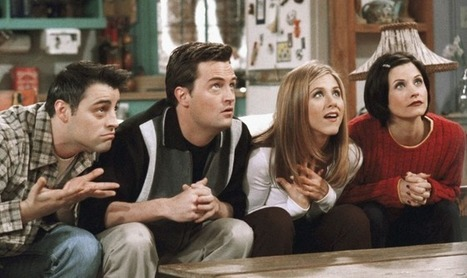 Which 'Friends' Co-Star Does Matt LeBlanc Hang Out With The Most? The Answer Should Be Obvious… | T.V.S.T. | Celebrity Gossip | Scoop.it