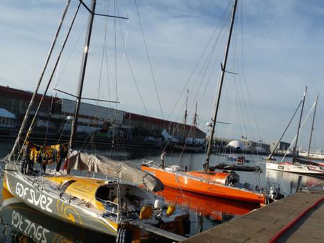 Le Havre Reportage. Transat Jacques Vabre : les voiliers accostent au Havre | Normandie infos | Scoop.it