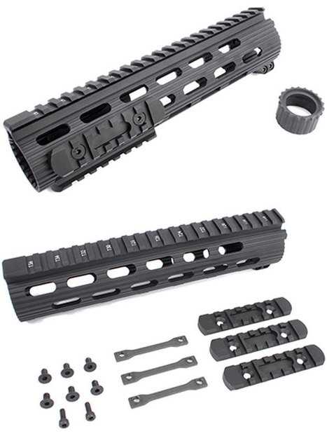 New King Arms Modular Rail System | Popular Airsoft | Airsoft Showoffs | Scoop.it