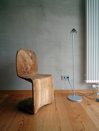 Wooden Panton | Art, Design & Technology | Scoop.it