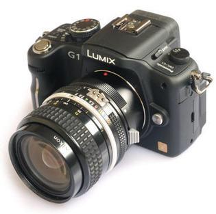 Faire revivre d'anciennes optiques sur un Micro 4/3 - Focus Numérique | Photo : Lumix G MFT | Scoop.it