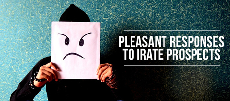 The Many Pleasant Responses in Calling Irate Prospects in Singapore | B2B Telemarketing in Singapore | Scoop.it