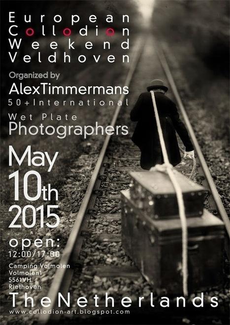 Alex Timmermans Collodion Ambrotype wet plate Photography: ECW 2015 | L'actualité de l'argentique | Scoop.it