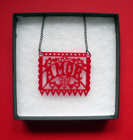 Viva la Frida - Mexican Jewelery | papel picado | Scoop.it