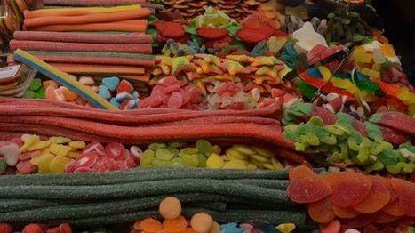 Des nanoparticules probablement nocives dans les sucreries | Toxique, soyons vigilant ! | Scoop.it