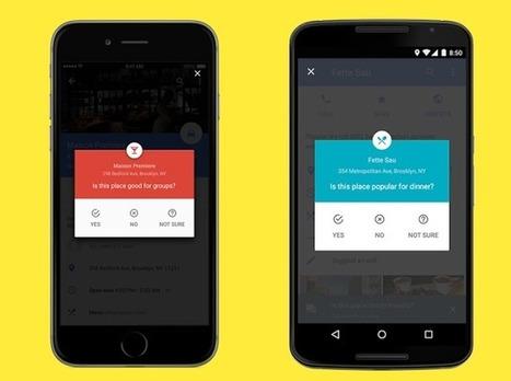 Google a-t-il trouvé la solution au problème des faux avis locaux via Google Maps ? - #Arobasenet.com | Going social | Scoop.it