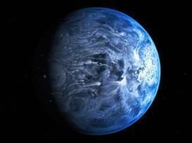 Bizarro in blue: Alien planet's color detected for the first time - NBCNews.com (blog)   You can Phone Et   Scoop.it