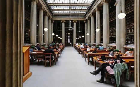 Ο χάρτινος θησαυρός της Εθνικής Βιβλιοθήκης, της Όλγας Σελλά  | Greek Libraries in a New World | Scoop.it