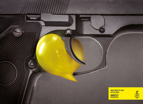 The Most Powerful Ads Of Amnesty International | Bathgate Academy Amnesty International Group | Scoop.it