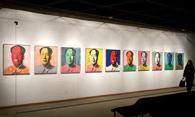 Tehran exhibition reveals city's hidden Warhol and Hockney treasures | D_sign | Scoop.it