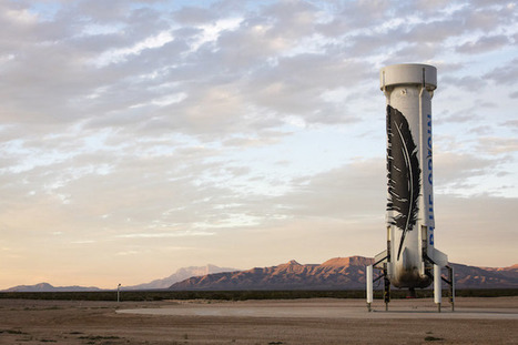 Blue Origin Makes Historic Rocket Landing | Heron | Scoop.it
