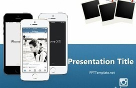 Free Social Media PowerPoint Templates | Free PPT Templates | Scoop.it
