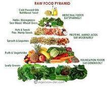 Raw Food Diets..Whats the Rave about ? - Earthly Traveler............ | Living the Dream | Scoop.it
