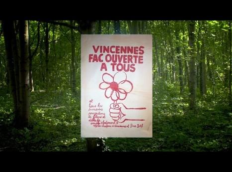 Vincennes, l'université perdue / Virginie Linhart   Nouveautés DVD   Scoop.it