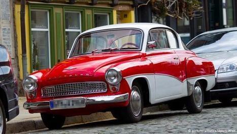 Samochody z NRD. Kiedyś wyśmiewane, dziś są poszukiwane przez kolekcjonerów | Znalezione w Sieci | Scoop.it