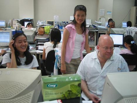 Réseaux sociaux : une nouvelle forme de censure au Vietnam | Veille | Scoop.it