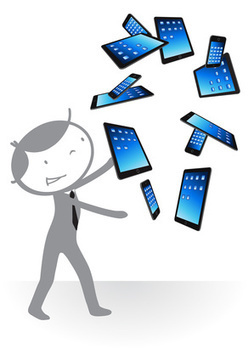 fixes, mobiles, tactiles... vers un tout en un ? - le blog usages d'entreprise | #ICT news #Cloud #Management #BYOD #BigData #Social Media #Technologies | Scoop.it