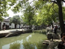 Tongli, une ville d'eau et de jardins | Chine-Passion | Scoop.it