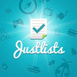 Justlists - The iPhone Guessing Game | App Development | Scoop.it