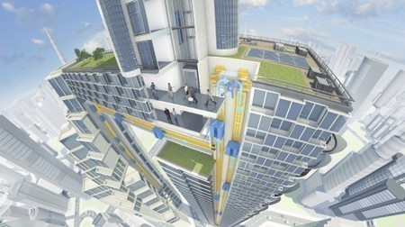 ThyssenKrupp, Germany, unveils the revolutionary multi-directional elevator concept | Laboratorios Wachoski | Scoop.it