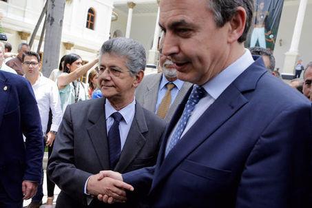 Venezuela: des pressions internationales et unetentative demédiation | Venezuela | Scoop.it
