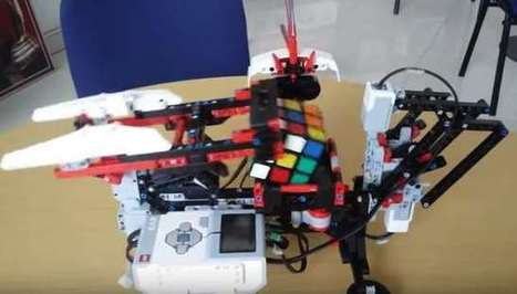 Nigerian student builds fully functional artificial intelligence robot in Sri Lanka - Ventures Africa | Everything you need… | Scoop.it