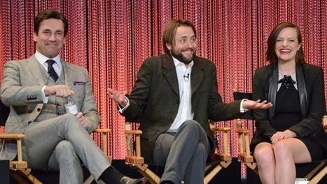 'Mad Men': Jon Hamm and Co. Set the Stage for Season 7   Arts Camp   Scoop.it