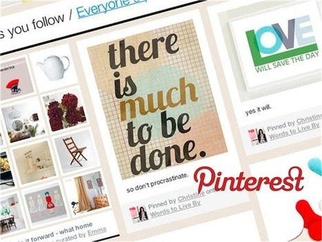 Pinterest e content curation: 19 tool per pinnare meglio e diversamente | MarketingArena | Allicansee | Scoop.it