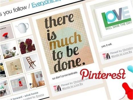 Pinterest e content curation: 19 tool per pinnare meglio e diversamente | MarketingArena | Allicansee | Scoop.it