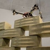 A group of flying robots construct a 20-foot-tower, from beginning to end   Arduino Focus   Scoop.it