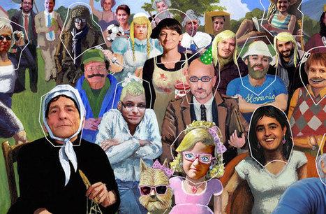 L'oeil du voisin, le webdoc polyglotte d'ARTE - madmoiZelle.com | Narration transmedia et Education | Scoop.it