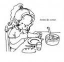 Dibujos para colorear: Higiene en los niños - Escuela en la nube | nativos residentes digitales | Scoop.it
