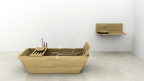 bath is in revolution /  E Benque | Du mobilier, ou le cahier des tendances détonantes | Scoop.it